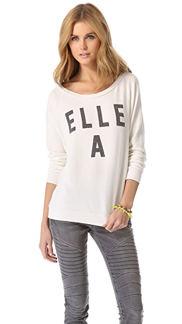 Sol Angeles Elle A Sweatshirt