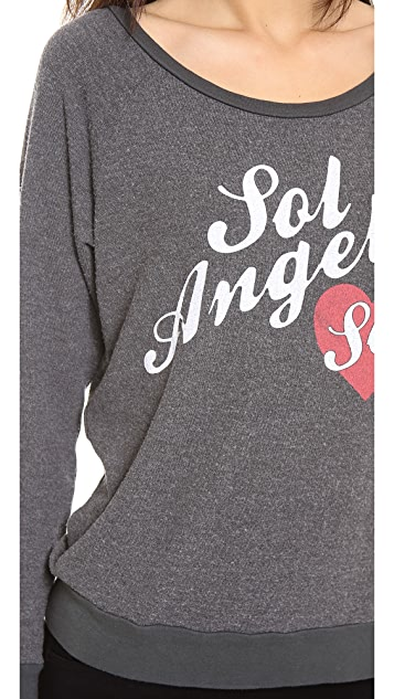 Sol Angeles Heart Sol Los Angeles Top