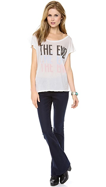 Sol Angeles The End Pocket Tee