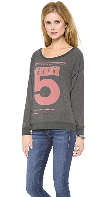 Sol Angeles High Five Pullover