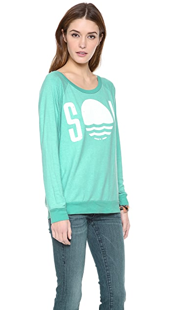 Sol Angeles Sol Pullover