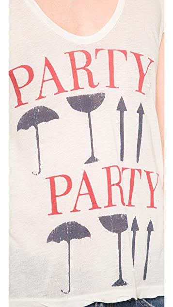 Sol Angeles Party Party Tee