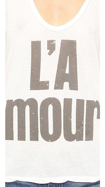 Sol Angeles Футболка L'amour