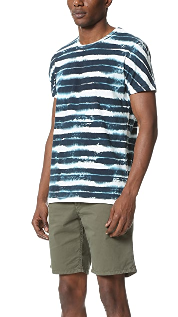 Sol Angeles Spray Tie Stripe Tee