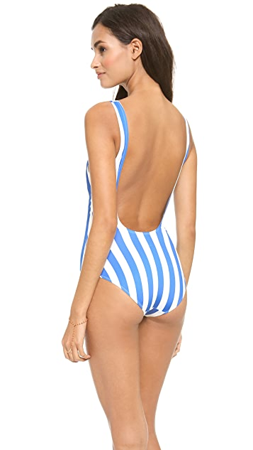 Solid & Striped Anne Marie One Piece Swimsuit