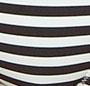 Black & White Stripe