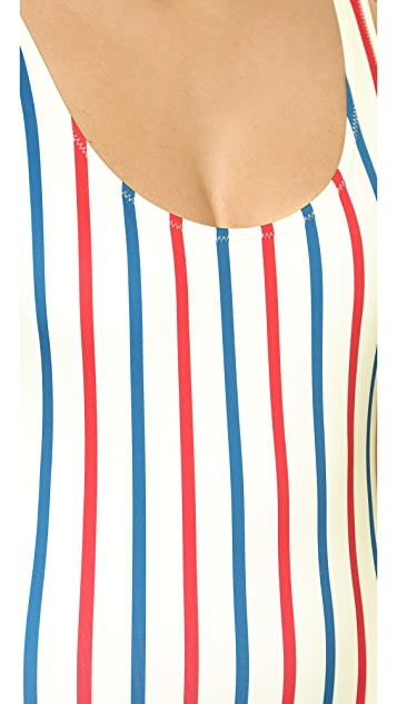 Solid & Striped The Anne-Marie One Piece Swimsuit