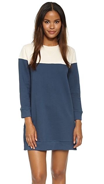 Solid & Striped The Sweatshirt Dress