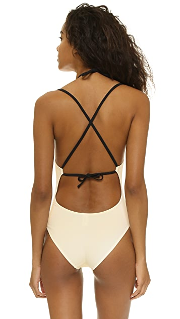 Solid & Striped Alexandra One Piece Swimsuit