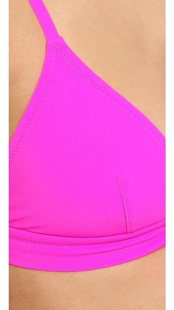 Solid & Striped The Morgan Bikini Top