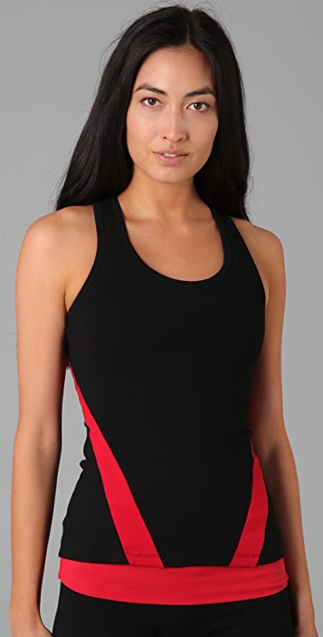 SOLOW Contrast Workout Tank