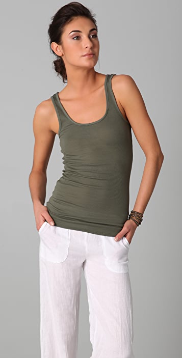 SOLOW So Low Sport 2x1 Ribbed Tank
