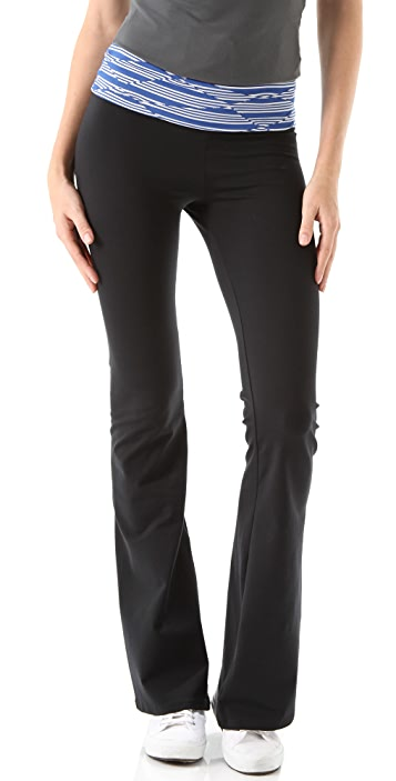SOLOW Striped Pants