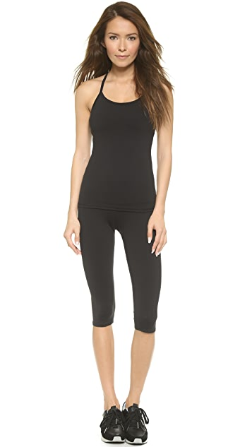 SOLOW Spinning Cropped Pants