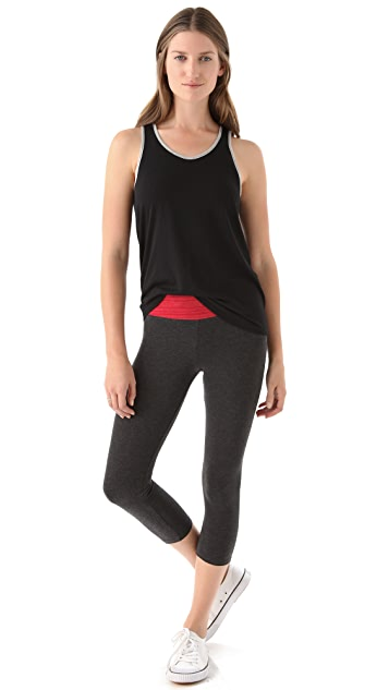 SOLOW High Impact Cropped Leggings