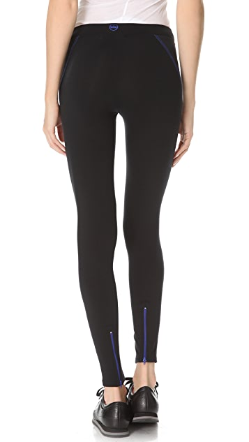 SOLOW Running Leggings with Mesh