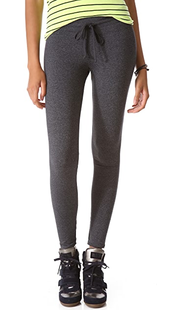 SOLOW Drawstring Leggings