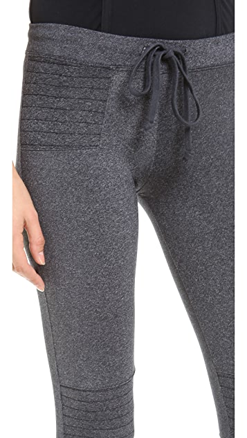 SOLOW Leggings with Patches