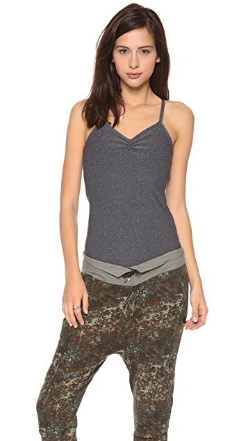 SOLOW Ballet Camisole Top