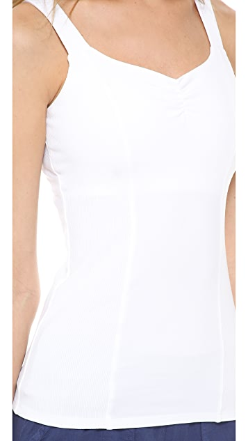 SOLOW Diamond Quilted Camisole