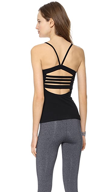 SOLOW Racerback Cami with Multi Back Straps