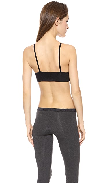 SOLOW Eclon Lace Sports Bra