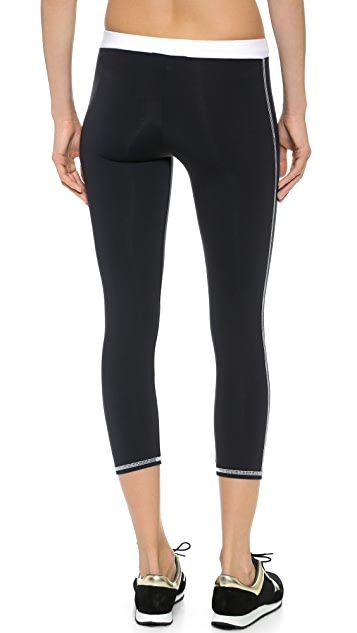 SOLOW Contrast Band Leggings