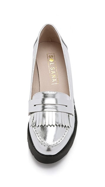 Sol Sana Percy Loafers