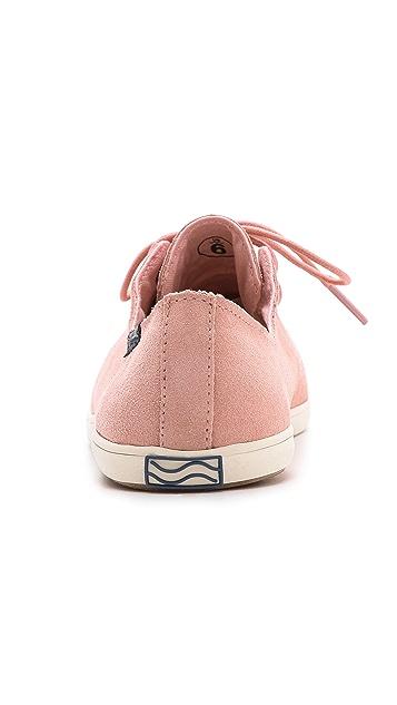 Soludos Suede Derby Sneakers