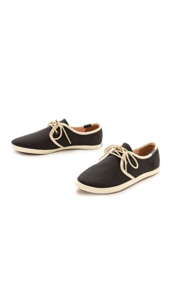 Soludos Woven Sand Shoes