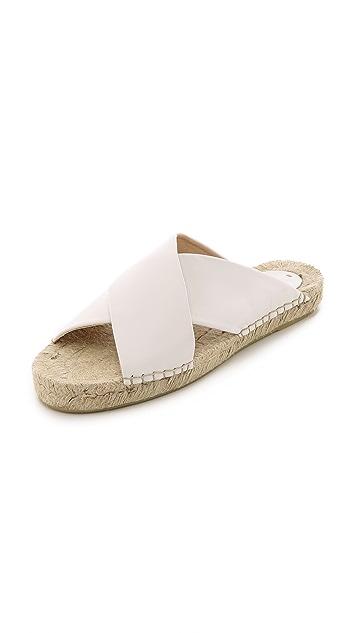 41a43b250d6 Soludos Crisscross Platform Espadrille Sandals