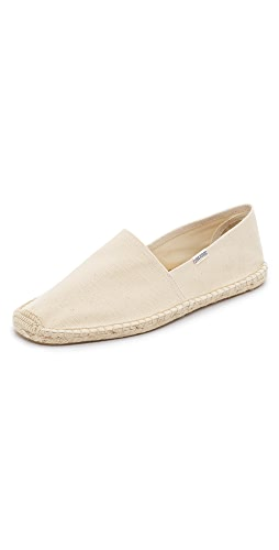 Soludos - Dali Canvas Slip On Espadrilles