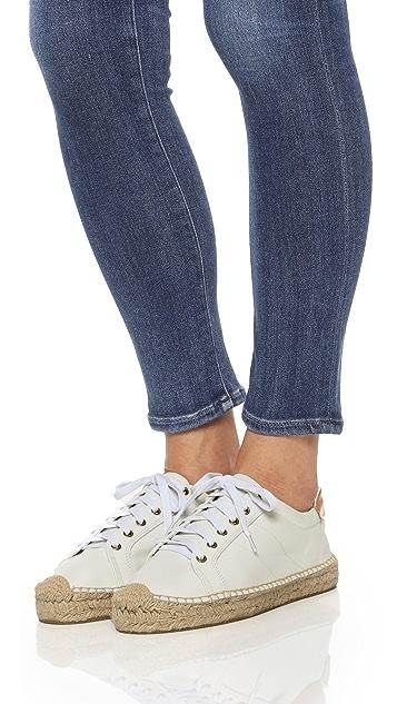 Soludos Platform Tennis Sneakers