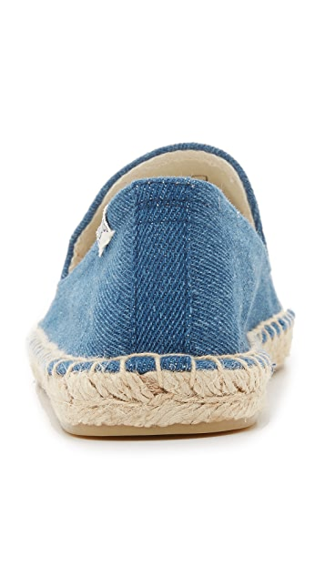Soludos Oui / Non Smoking Slipper Espadrilles