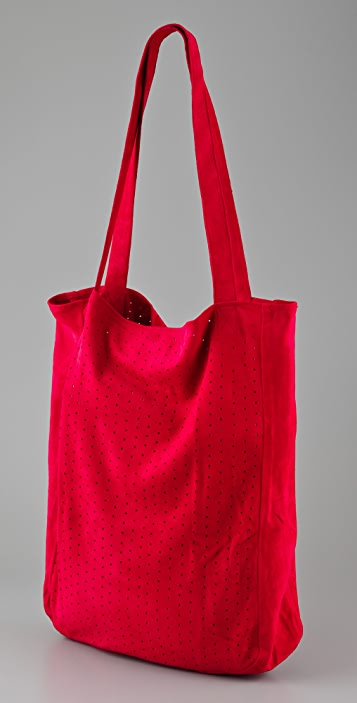 Something Else Perforated Tote