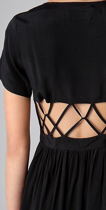 Something Else String Fingers Dress