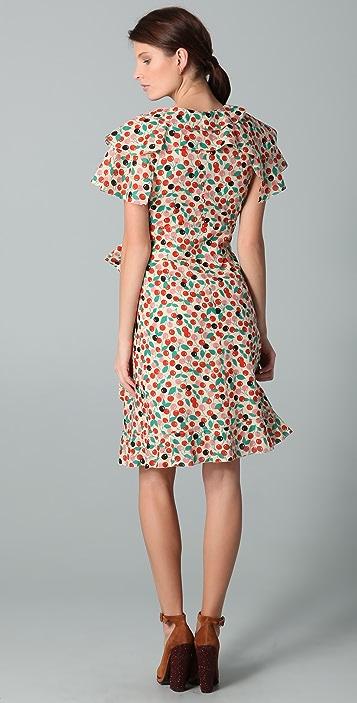 Sonia Rykiel Fruits Defendus Dress