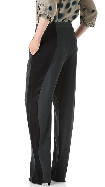 Sonia Rykiel Wide Leg Pants