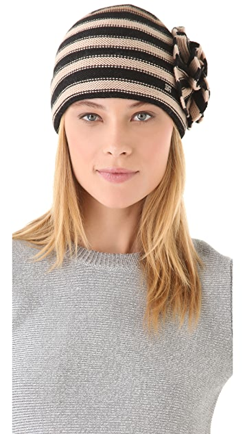 Sonia Rykiel Tricolor Hat