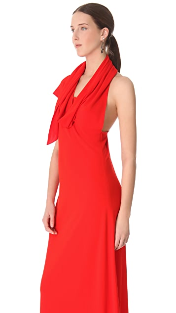Sonia Rykiel Halter Dress
