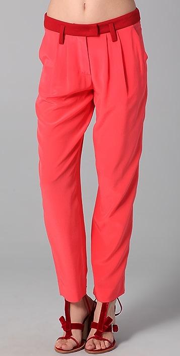 Sonia by Sonia Rykiel Colorblock Pants