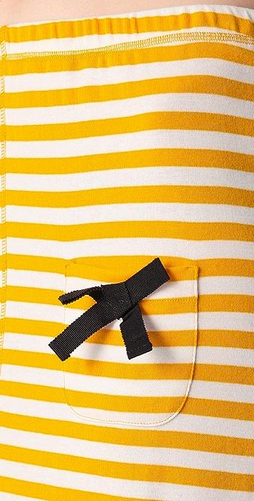 Sonia by Sonia Rykiel Striped Maxi Skirt