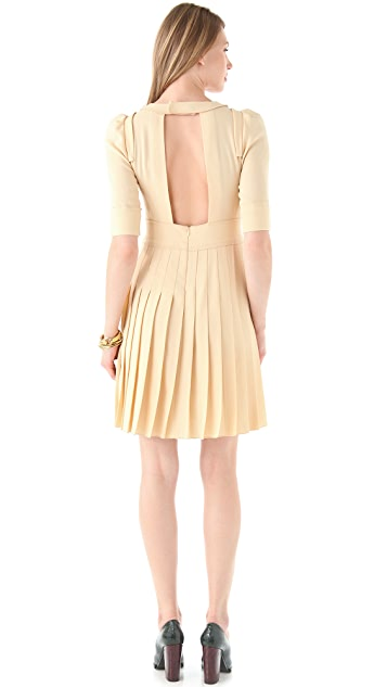 Sonia by Sonia Rykiel Open Back Dress