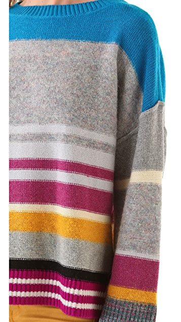 Sonia by Sonia Rykiel Wide Sleeve Sweater