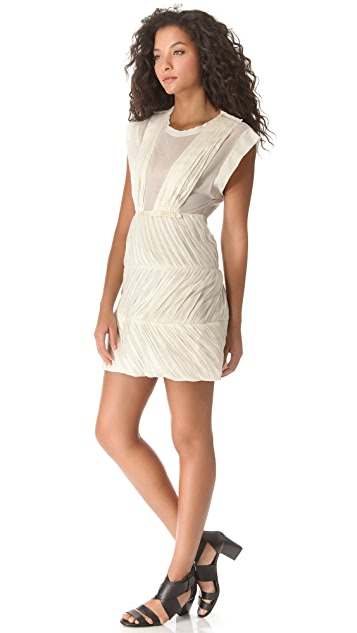 Sonia by Sonia Rykiel Cotton Voile Dress