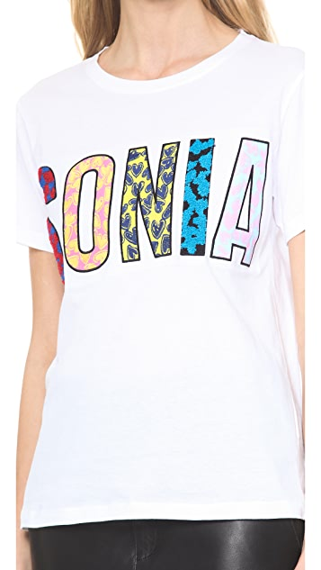 Sonia by Sonia Rykiel Sonia Tee