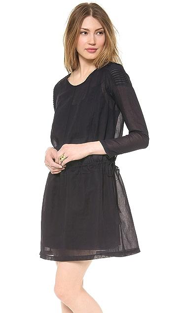 Sonia by Sonia Rykiel Tie Waist Dress