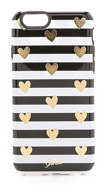 Sonix Heart Stripe iPhone 6 / 6s Case