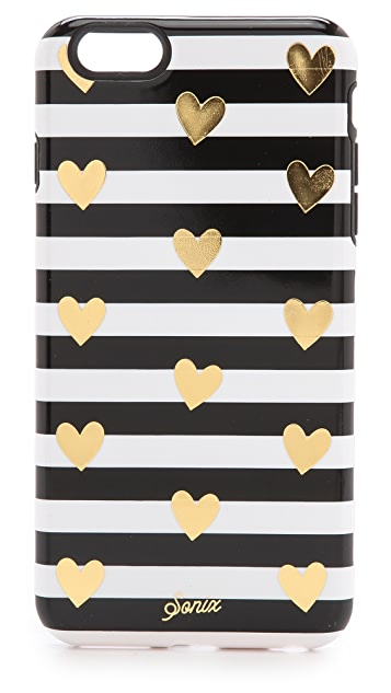 Sonix Heart Stripe iPhone 6 Plus / 6s Plus Case