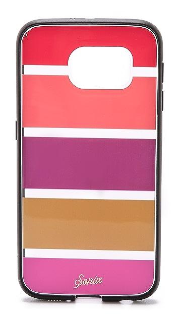competitive price 8f4a3 1f9e7 Clear Stripe Samsung Galaxy S6 Case